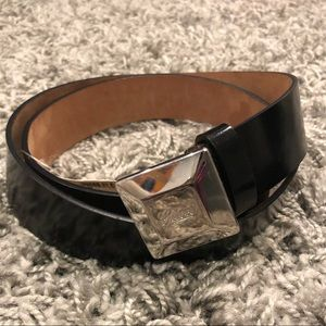 NWT Men's Gucci belt size 38 in Black